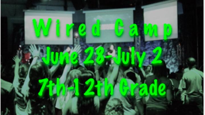 Wired Camp (Sr Camp) logo image