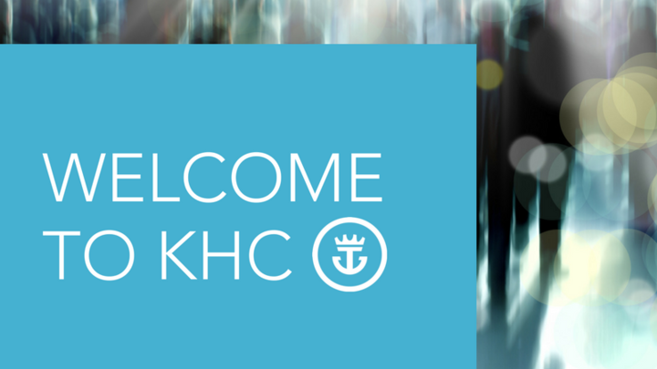 Welcome to KHC logo image