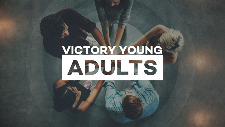 Victory's Young Adults logo image