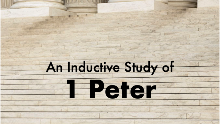 Morning Inductive Bible study Fall 2019 logo image