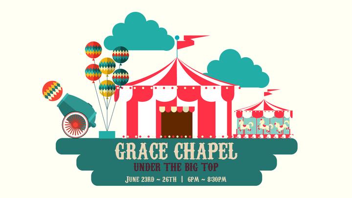 Grace Chapel VBS logo image