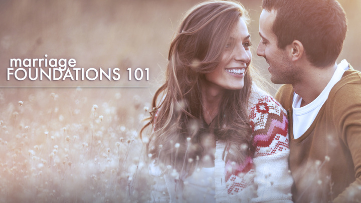 Marriage 101 logo image