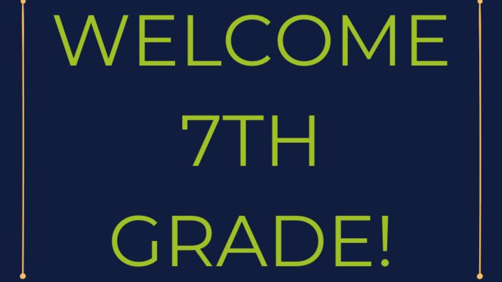 7th Grade Summer Gathering logo image