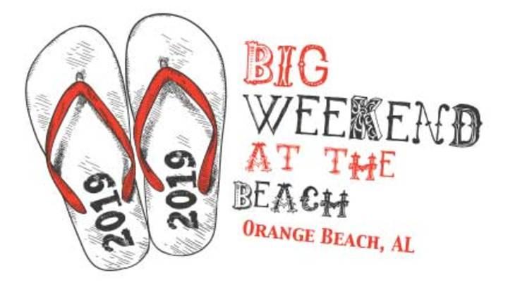 Big Weekend at the Beach logo image