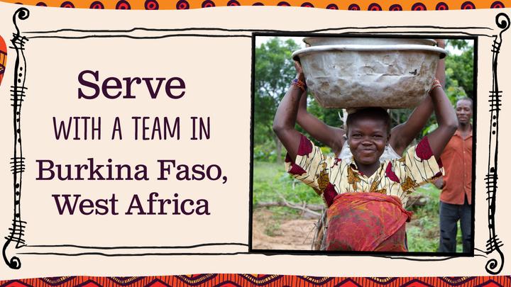 Burkina Faso Application  March 6- 15, 2020 logo image