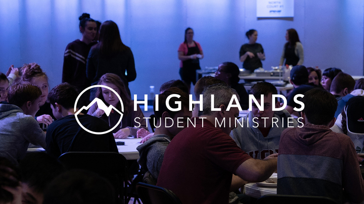 High School Discipleship Groups 2019-2020 logo image