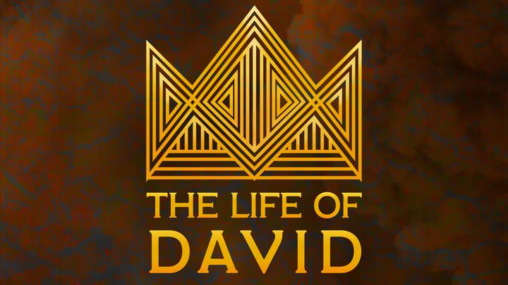 Life of David - Men's Personal Growth Book Study (Fall 2019) logo image