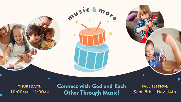 Music & More Fall Session 2019 logo image