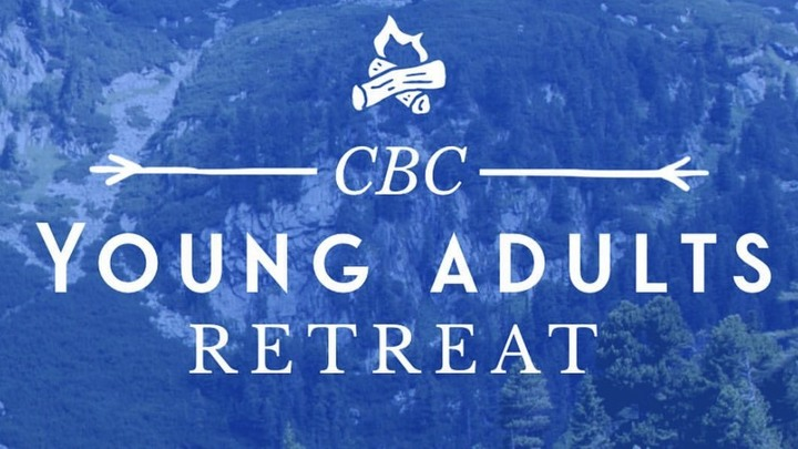 Young Adults Retreat logo image