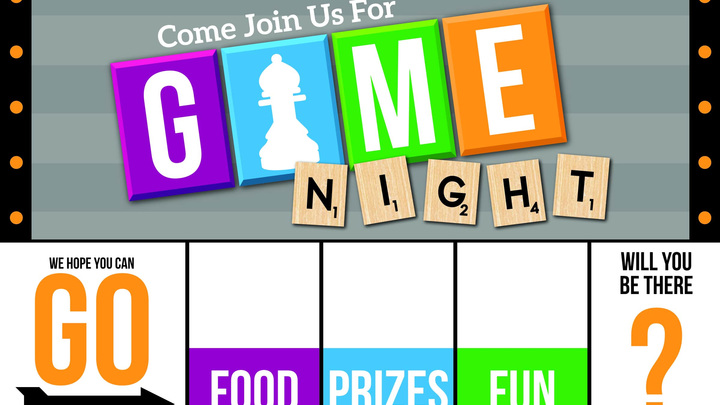 VENTURE: Game Night  logo image