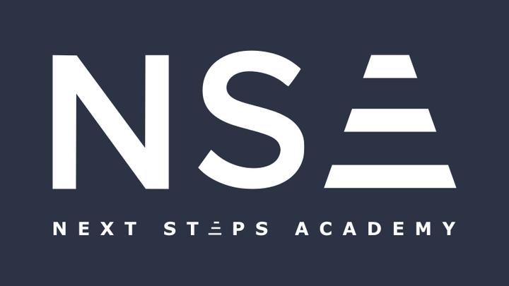 Next Steps Academy (NSA) 7th September 2019 logo image