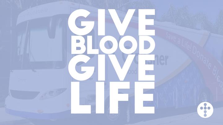 Ochsner Blood Drive logo image