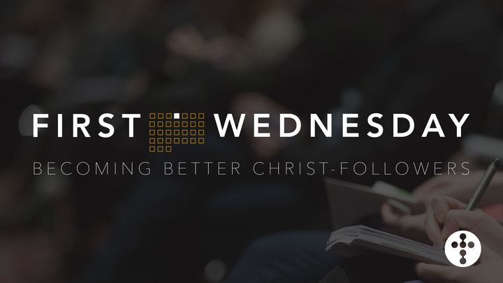 First Wednesday logo image
