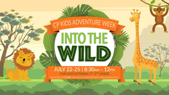 Adventure Week logo image