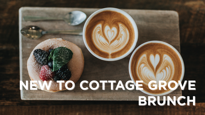 New to Cottage Grove Brunch logo image