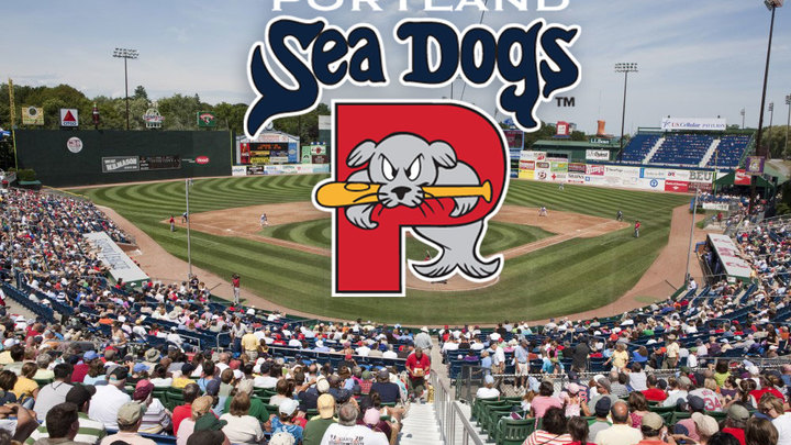 Portland Sea Dogs Faith & Family Night logo image