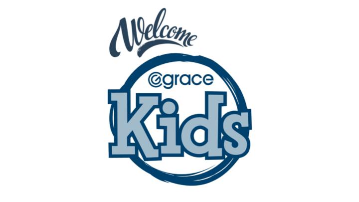 GraceKids First Time Guest logo image