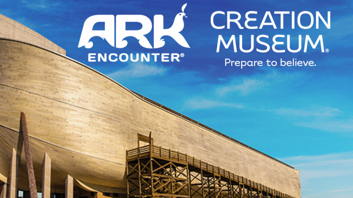 The Ark Encounter & Creation Museum logo image