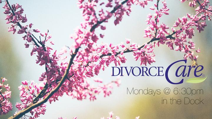 DivorceCare Fall 2019 logo image