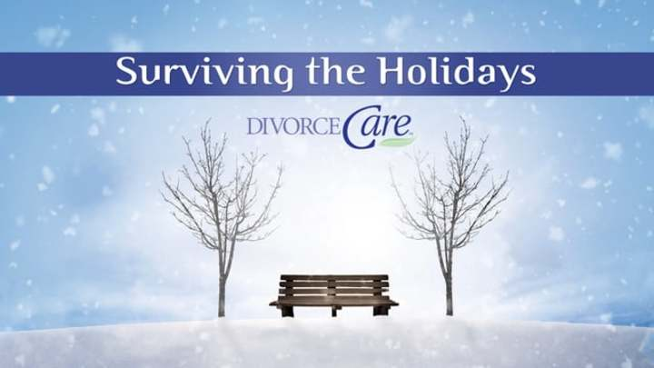 DivorceCare: Surviving the Holidays logo image