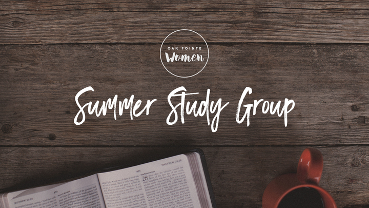 Women's Summer Study Group (The Toolshed Study) logo image