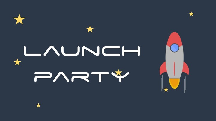 Student Ministry | Launch Party logo image