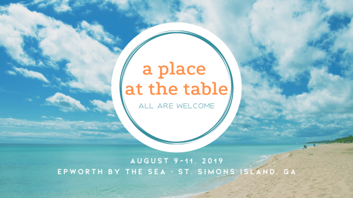 The Table: A Beach Retreat for Youth logo image