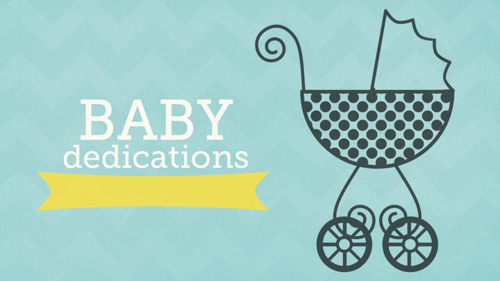 Baby Dedication - 9/14/19 logo image