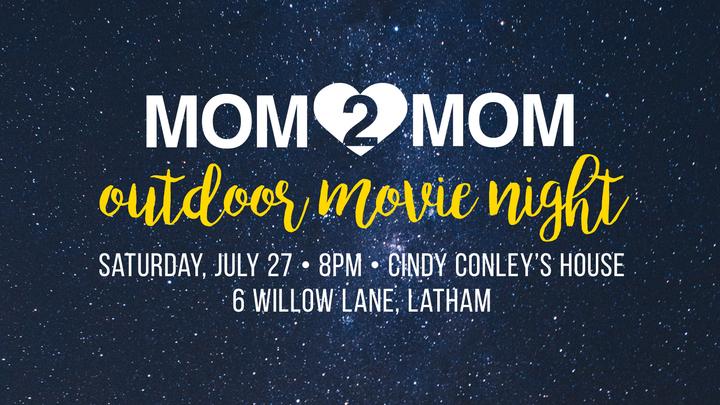 Halfmoon Mom2Mom Movie NIght logo image