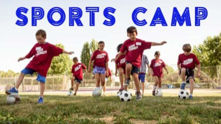 Kid's Sports Camp logo image
