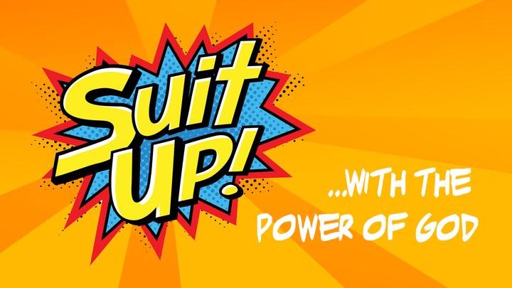Camp Epic - Suit Up logo image