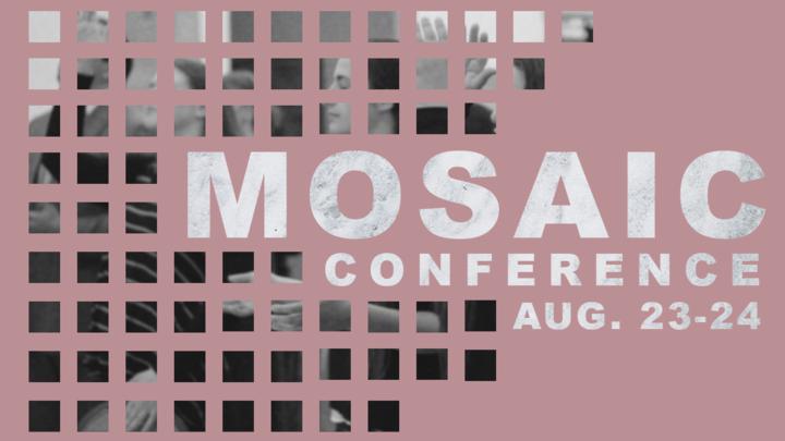 Mosaic Conference logo image