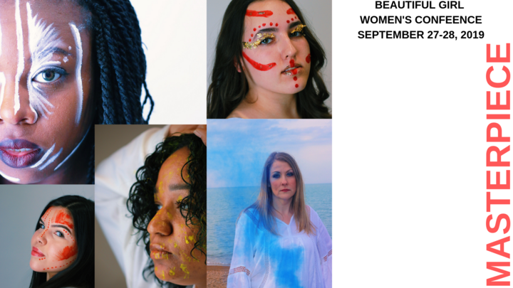 2019 Beautiful Girl Women's Conference logo image