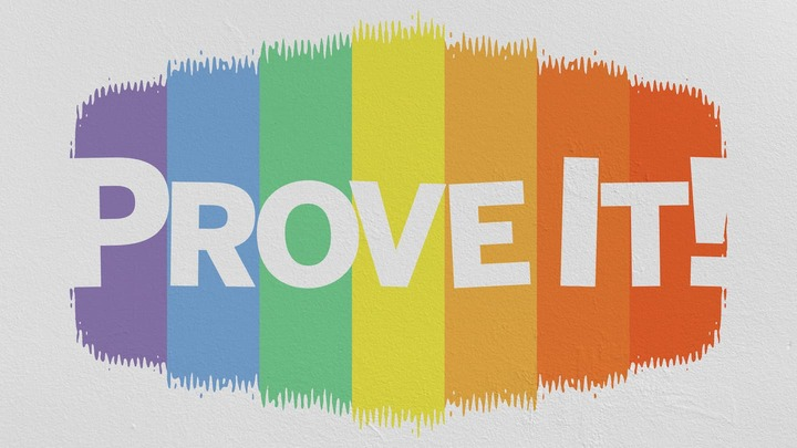 Prove It! Sunday - Children's Ministry logo image