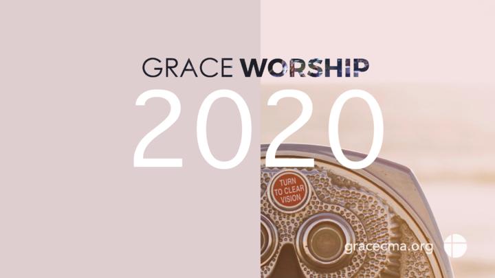 Grace Worship Conference 2020 logo image