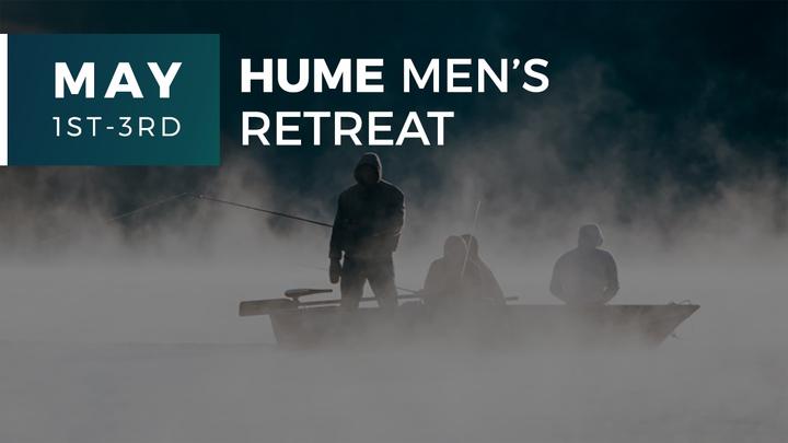 Men's Hume Lake Retreat logo image
