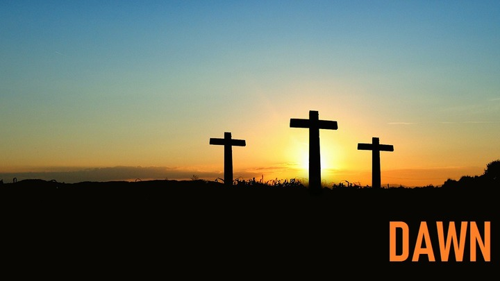 Dawn Misson Prayer logo image