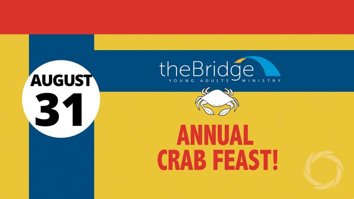 Bridge Annual Crab Feast  logo image