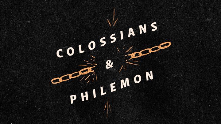 Men's Study - Fall 2019 // Colossians & Philemon logo image