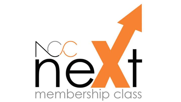 Next: Membership Class logo image
