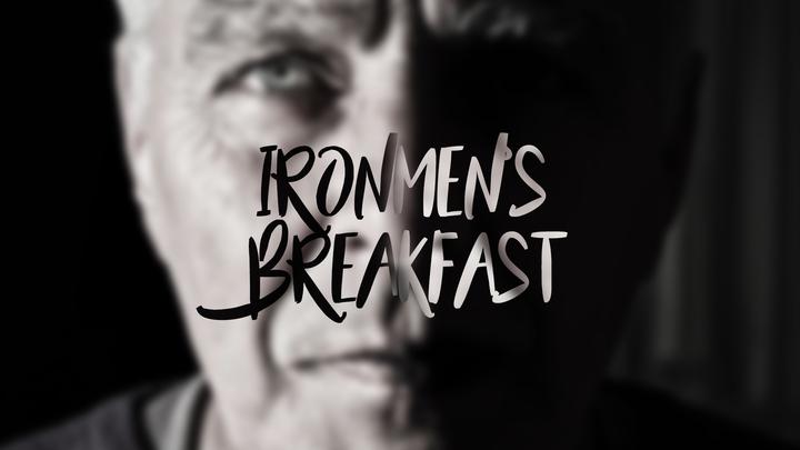 Iron Men's Breakfast logo image