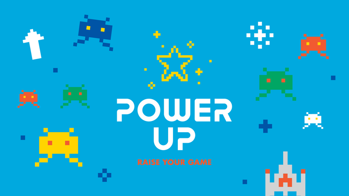 Power Up VBS (Entering 4th Grade) logo image