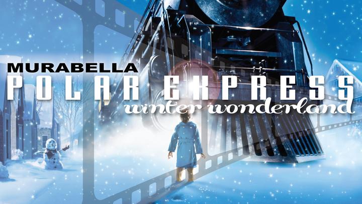 Polar Express Winter Wonderland  logo image