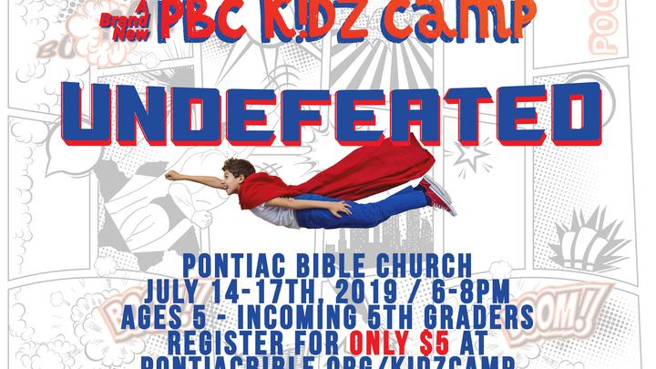 PBC KidZ Camp logo image