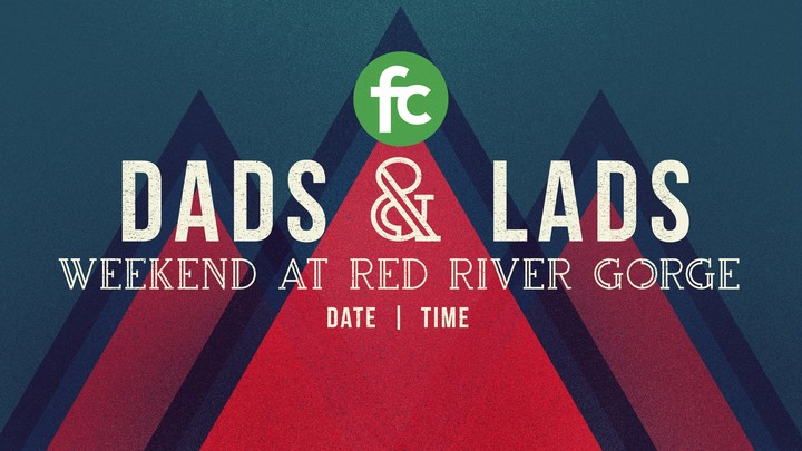 Dads and Lads: Weekend at Red River Gorge logo image