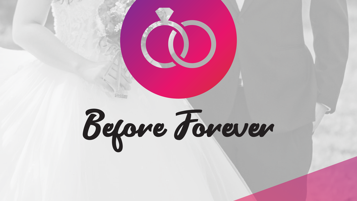 Before Forever logo image
