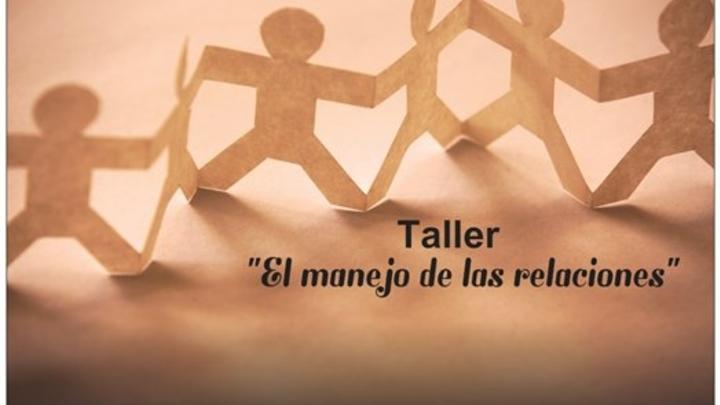 """Taller de Mujeres """"El Manejo de las Relaciones"""" Martes logo image"""