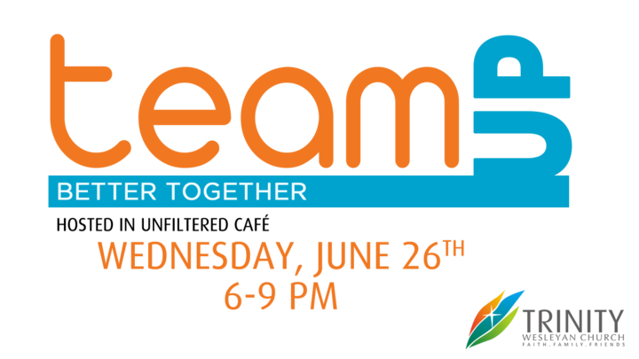 Team Up logo image