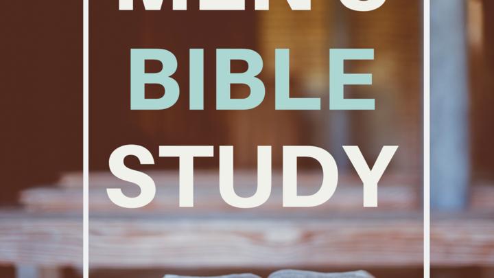Saturday Evening Men's Summer Bible Study logo image
