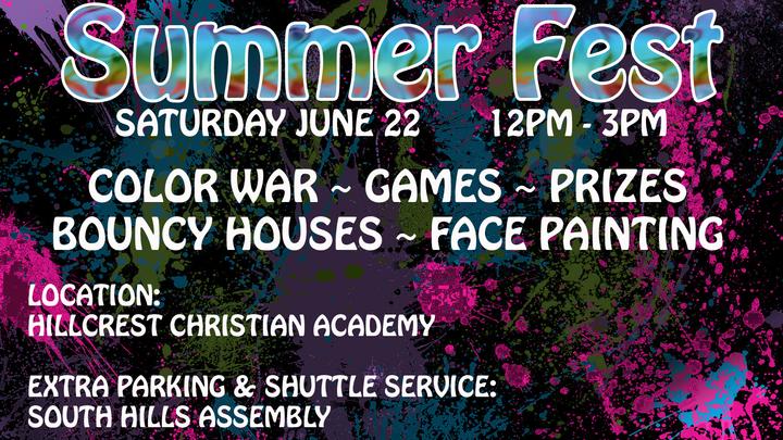 SUMMER FEST  logo image